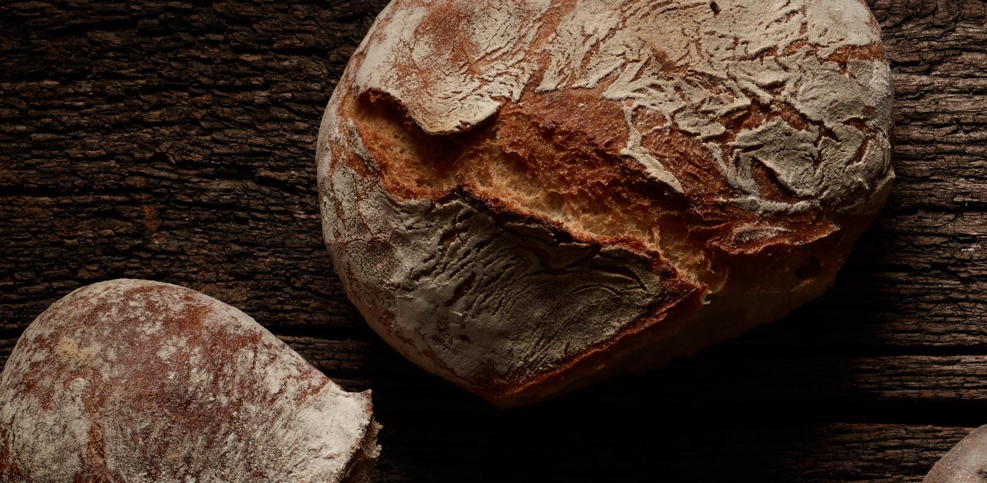 No Knead Bread für zuhause