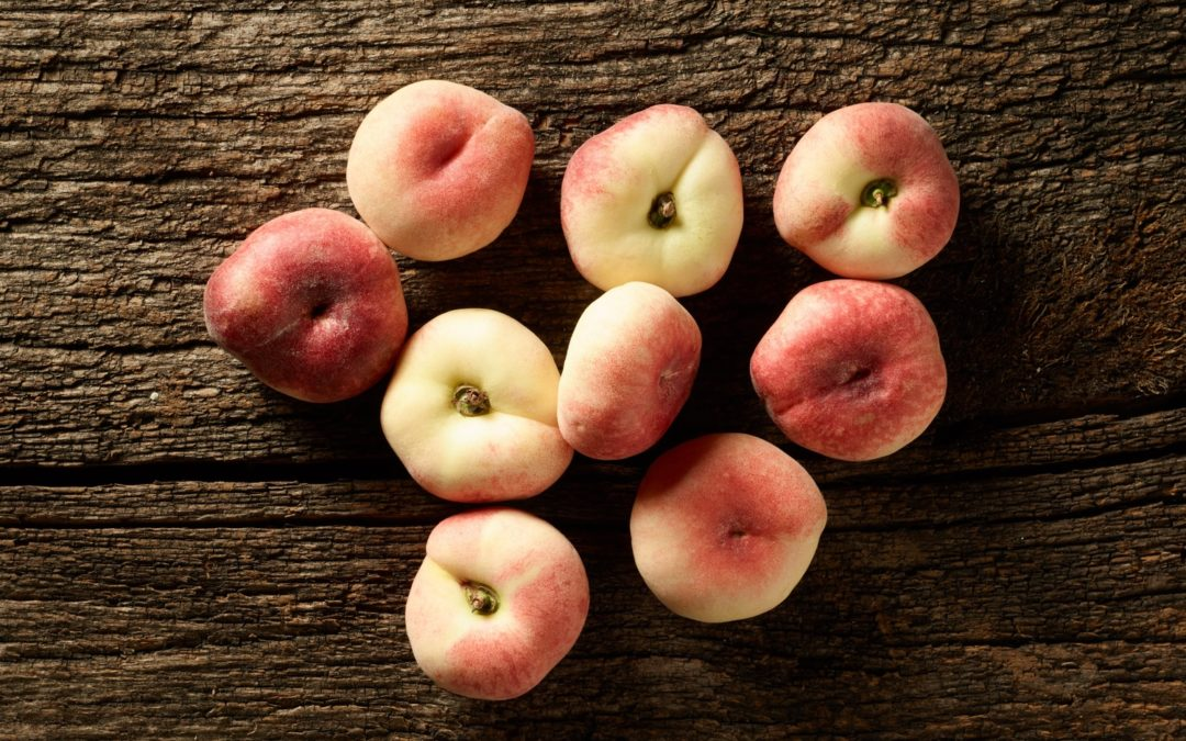 Sind gelbe oder weisse Pfirsiche gesünder?